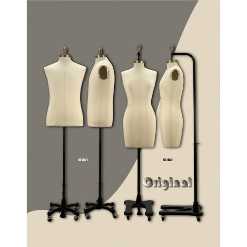Mannequin buste femme design