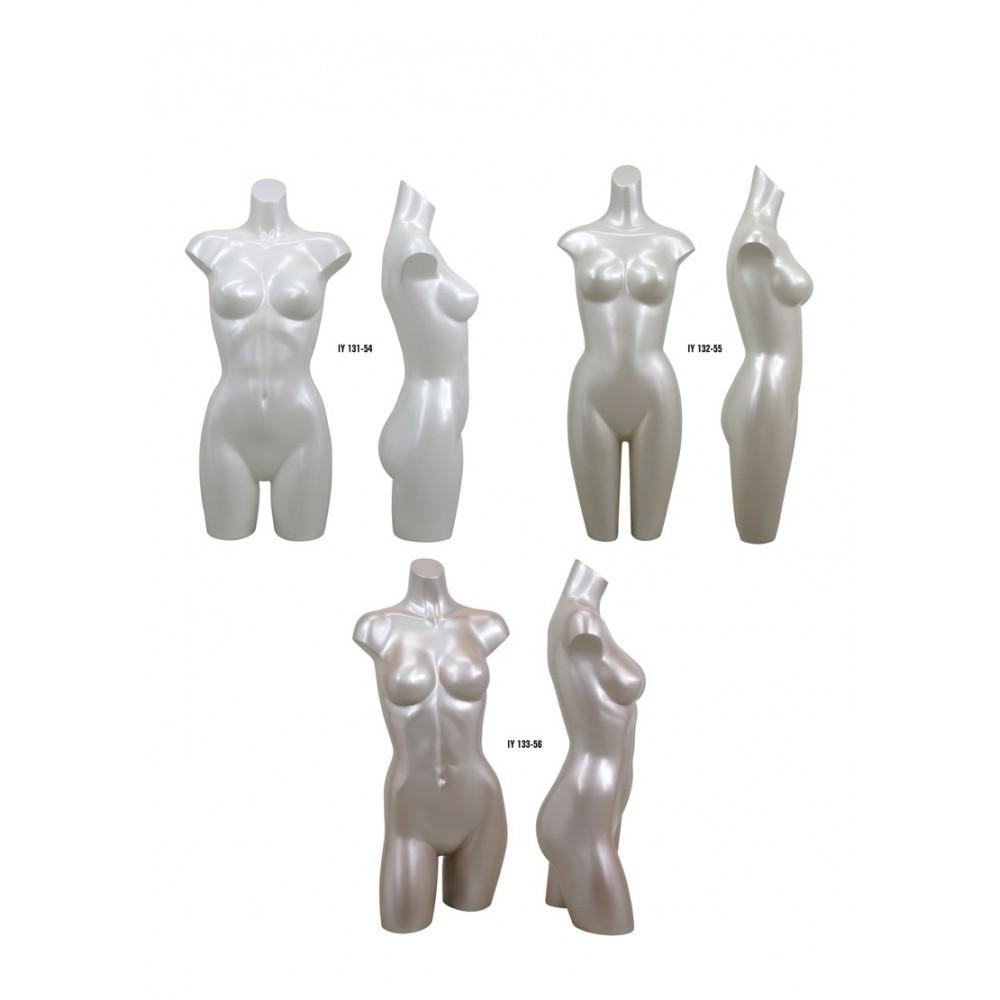 Mannequin torso femme collection lingerie