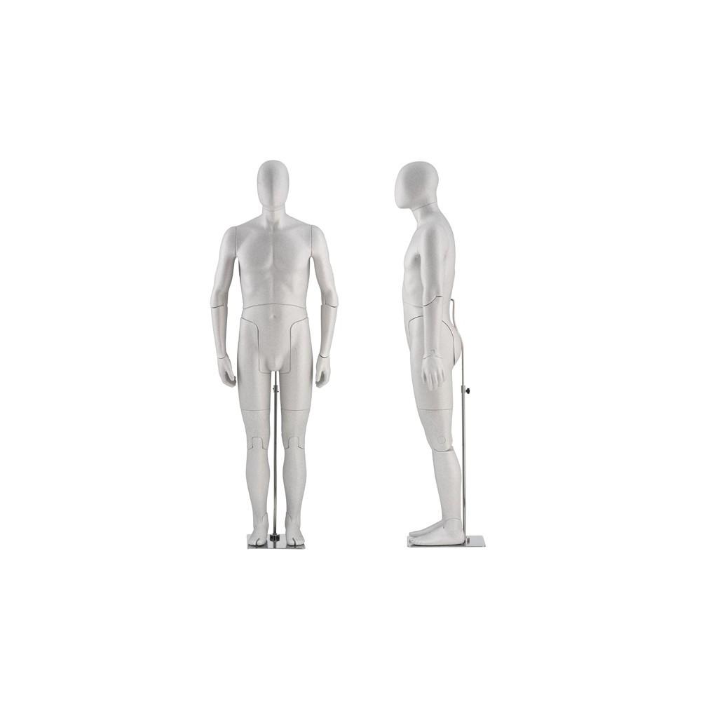 mannequin articule homme robot. Black Bedroom Furniture Sets. Home Design Ideas