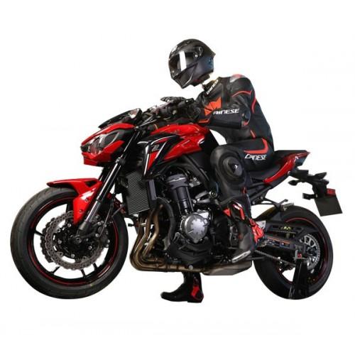Mannequin articulé pour motos