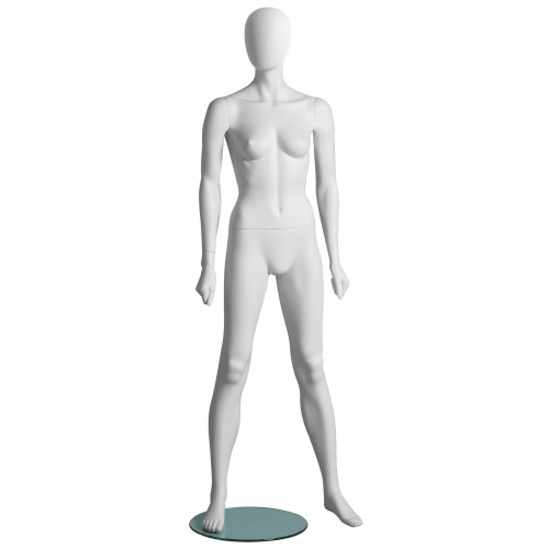 Mannequin femme sportif