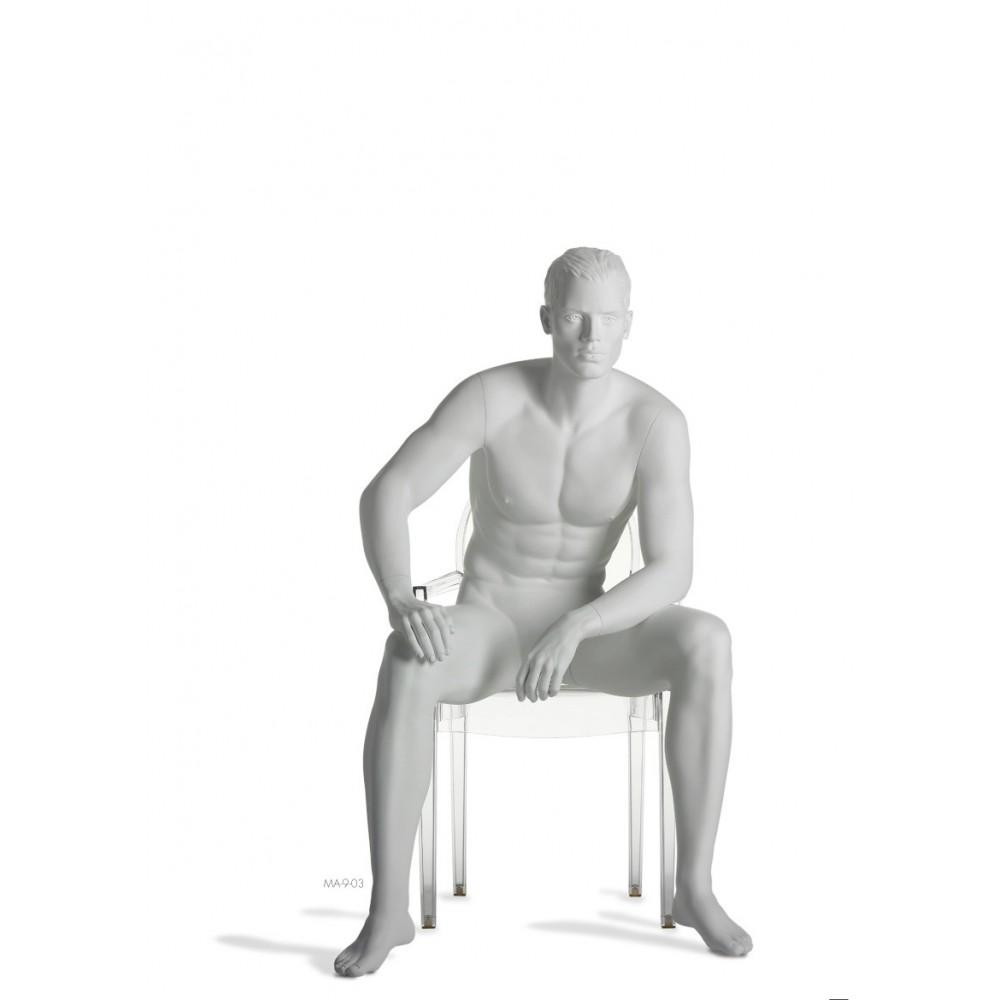 Mannequin collection Prestige avec visage réaliste