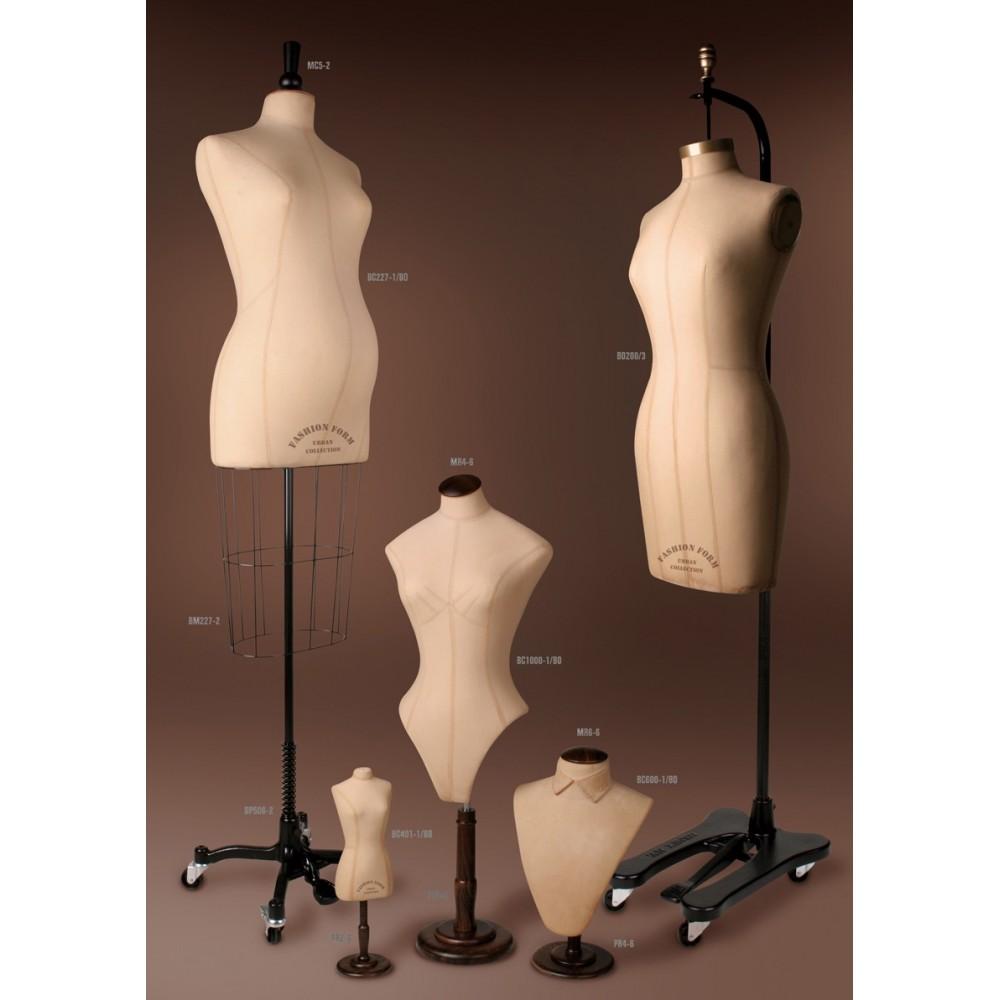 mannequin femme buste décoration magasin