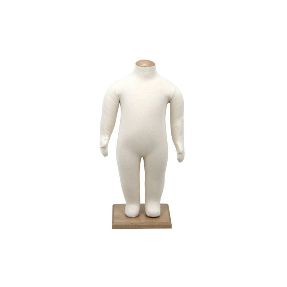 Mannequin Bebe Enfant Flexible Decoration Magasin