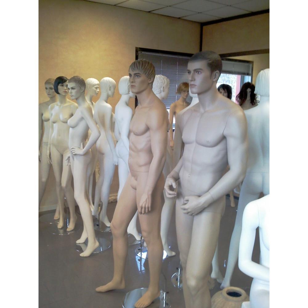 Location de mannequins homme femme enfant