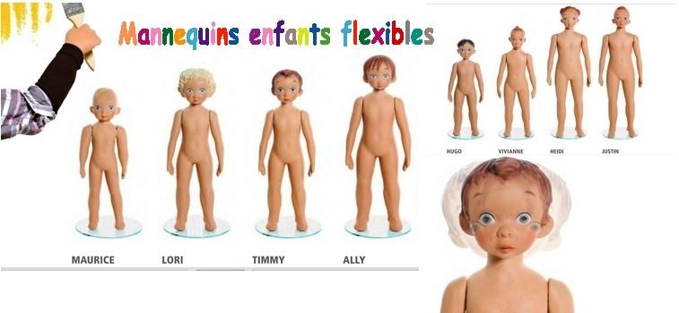 Mannequins Jidec Mannequin Buste Tete Et Autres Decorations De