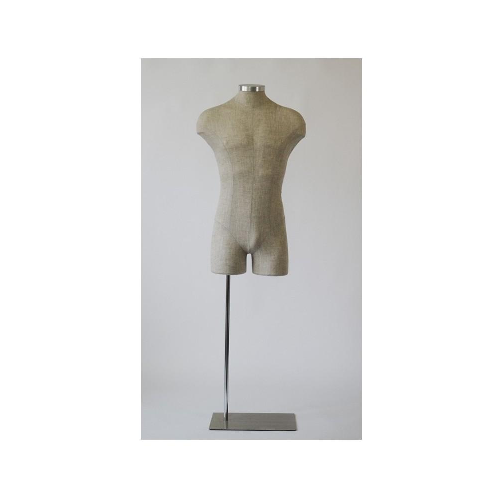 Mannequin torso homme
