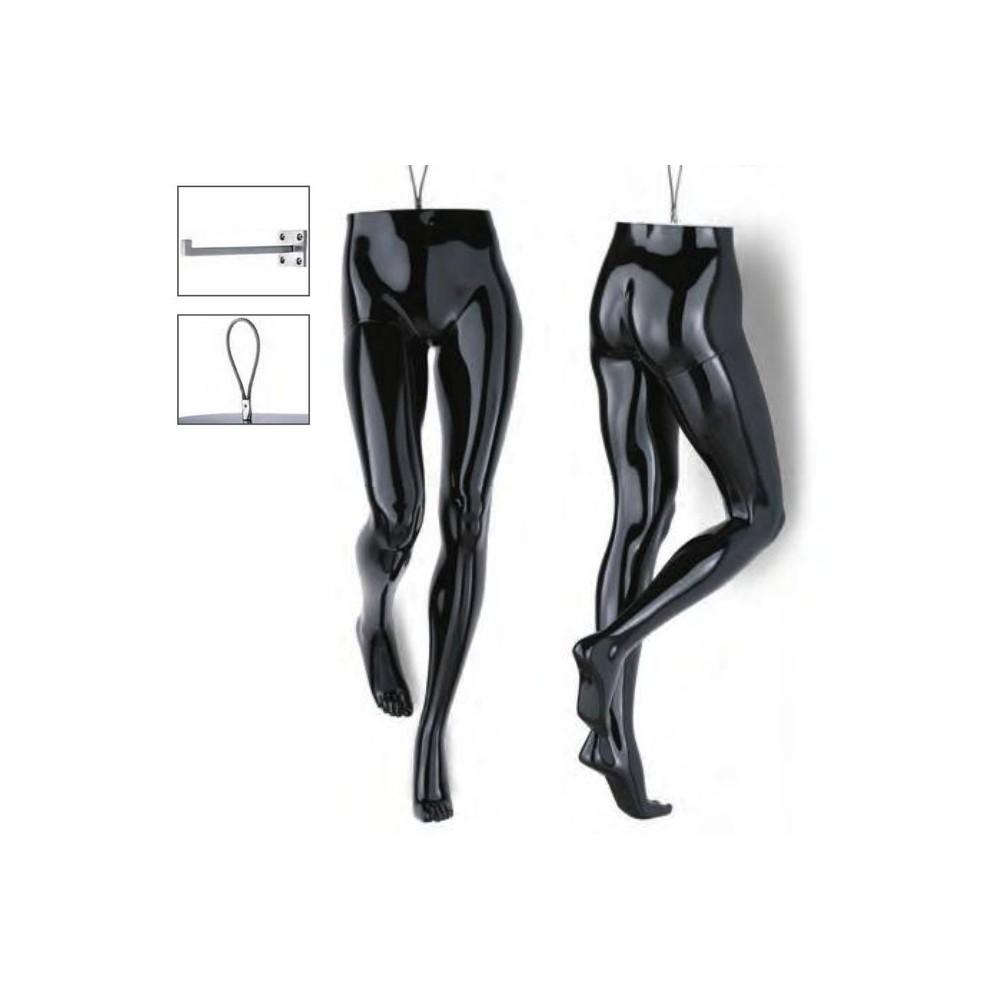 Mannequin jambes femmes pour les pantalons