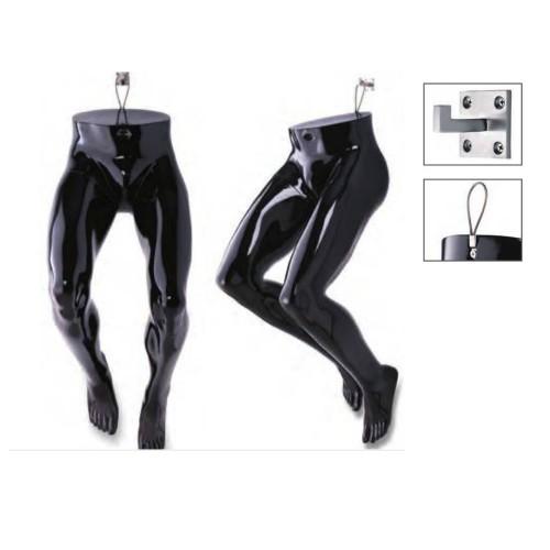 Mannequin jambes hommes pour les pantalons