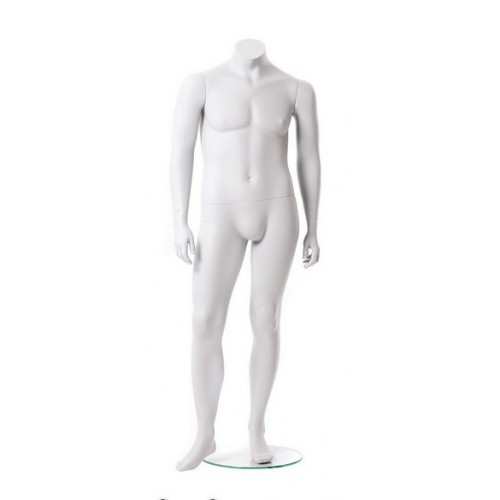 Mannequin XXL homme