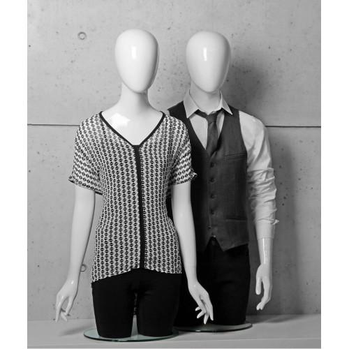 Mannequin torso homme collection lingerie