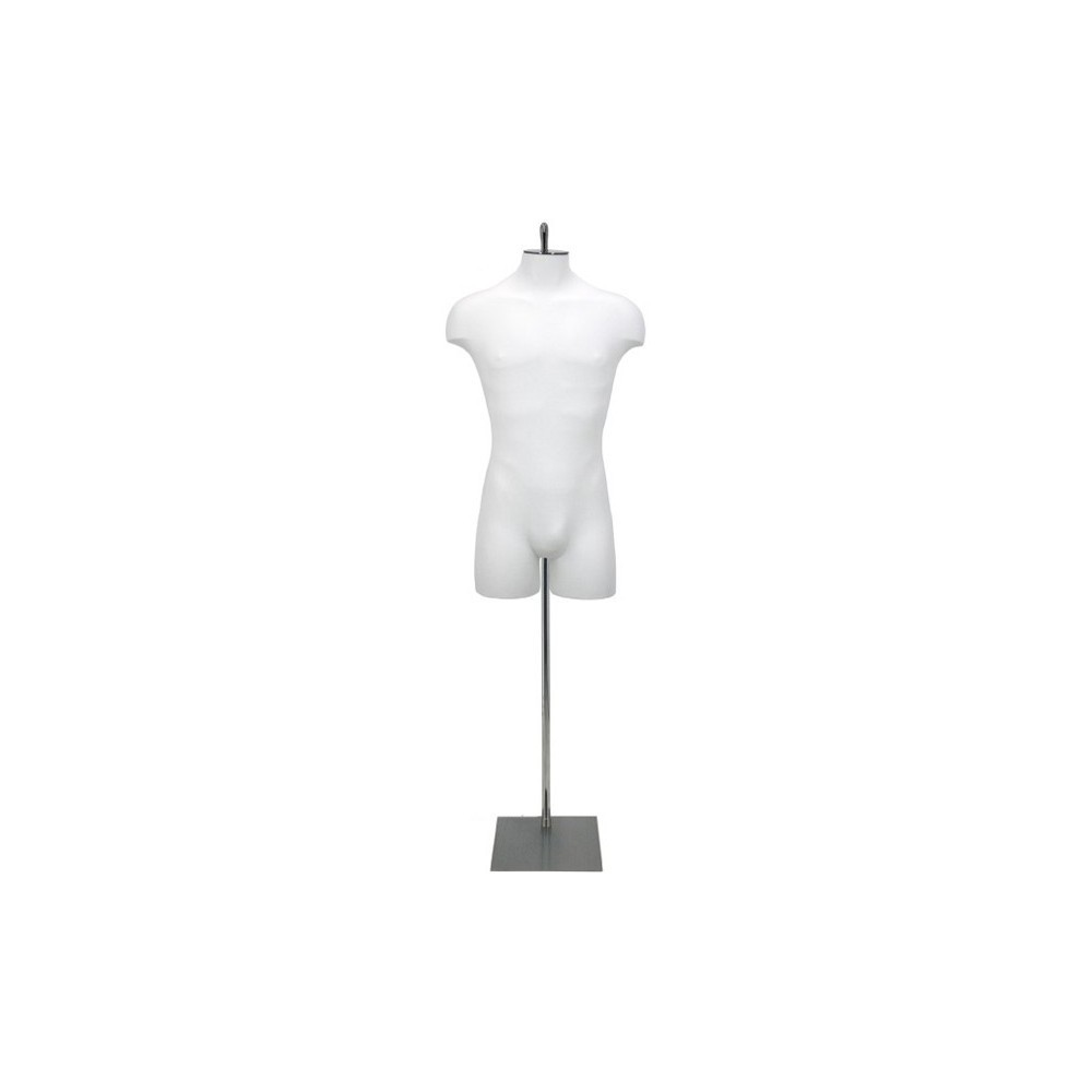Mannequin buste homme torso