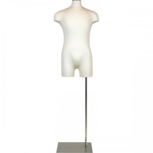 Mannequin buste homme torso XL