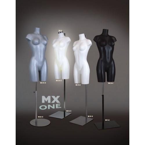 Mannequin torso homme ou femme incassable